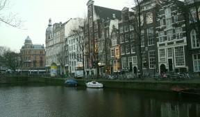 Urlaubreise Amsterdam