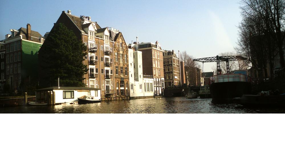Amsterdam - Stadt auf Stelzen